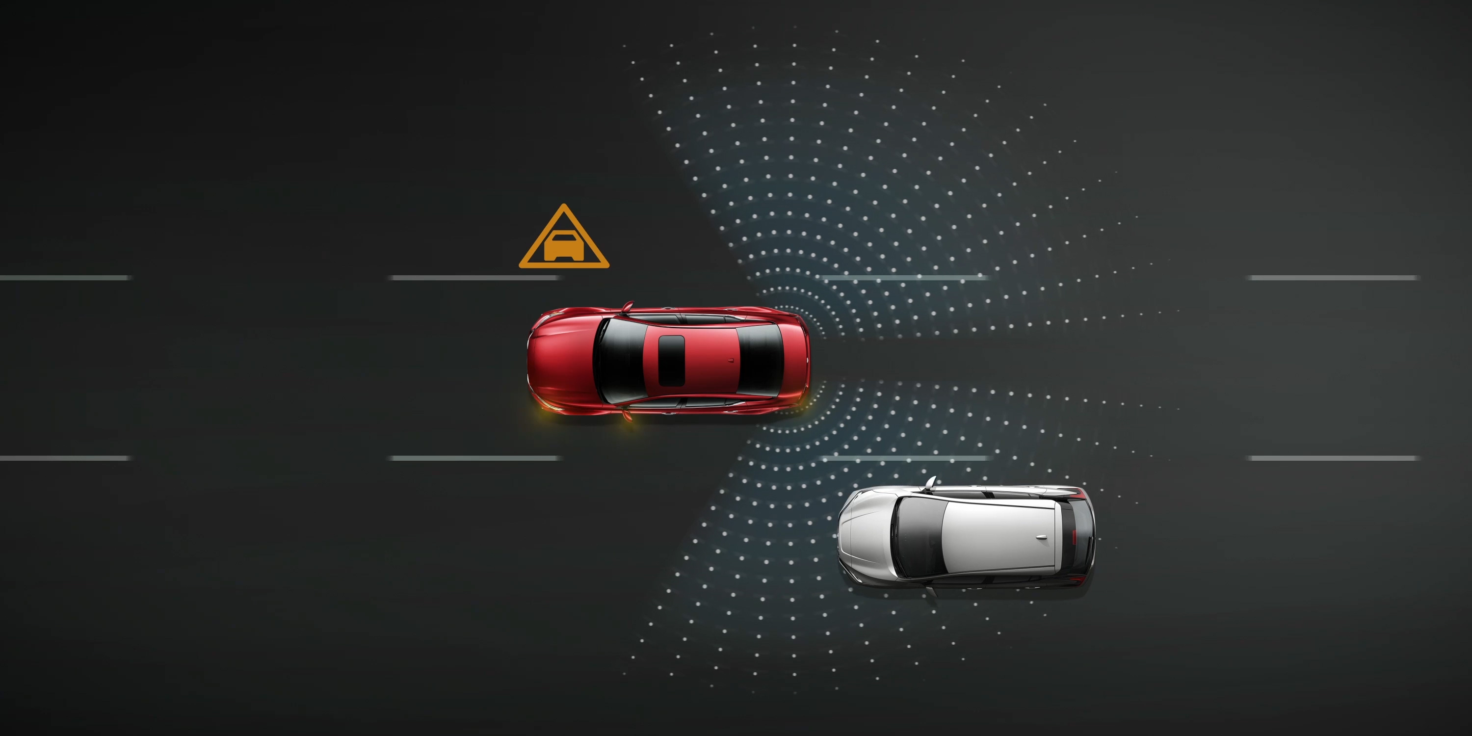 Nissan Altima Blind Spot Warning Animation